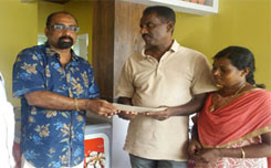 'Easter-Vishu Appeal 2018' distributes at Manarkadu, Kottayam on 5th May 2018